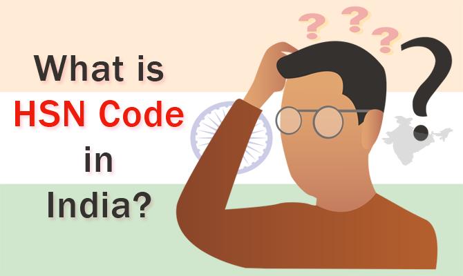 HSN Code List