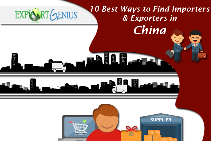 How to Find Buyers & Suppliers in China? China Importers Exporters Lis