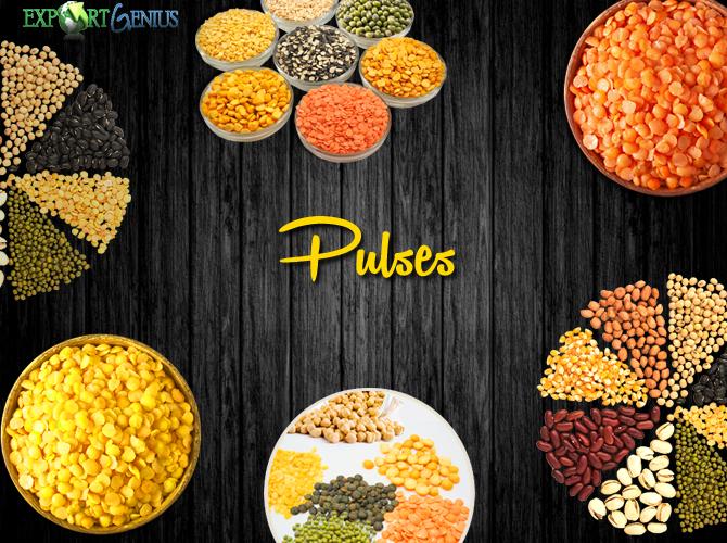 Pulses Import Data