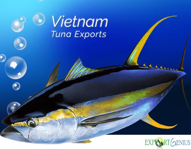 Vietnam Tuna Exports