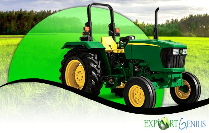 Vietnam Tractor Exports