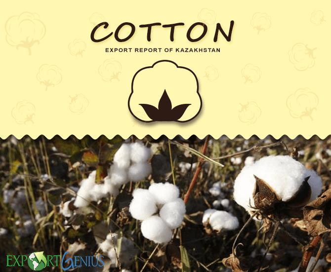 Kazakhstan Cotton Export