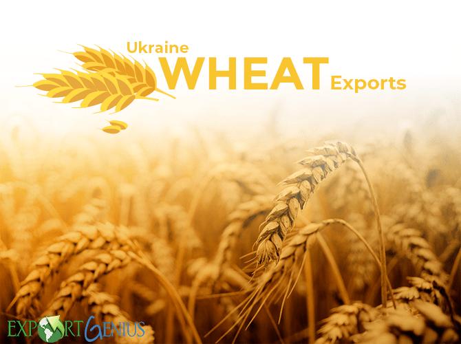 Ukraine Wheat Exports