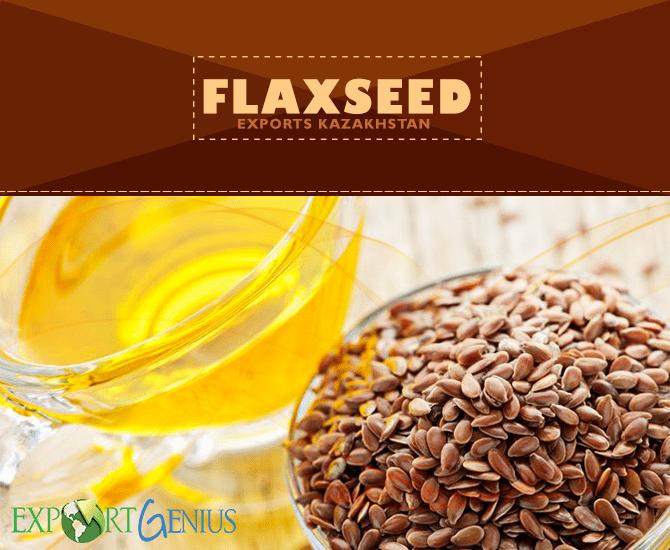 Kazakhstan Flaxseed Export