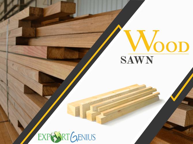 Vietnam Wood Sawn Export