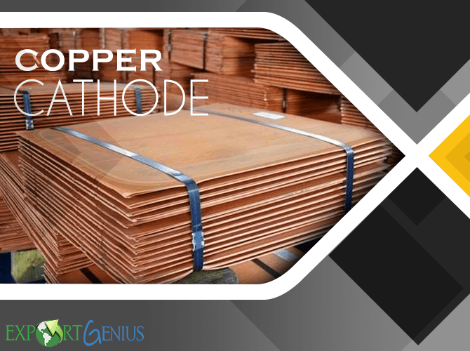 Kazakhstan Exports of Copper Cathode