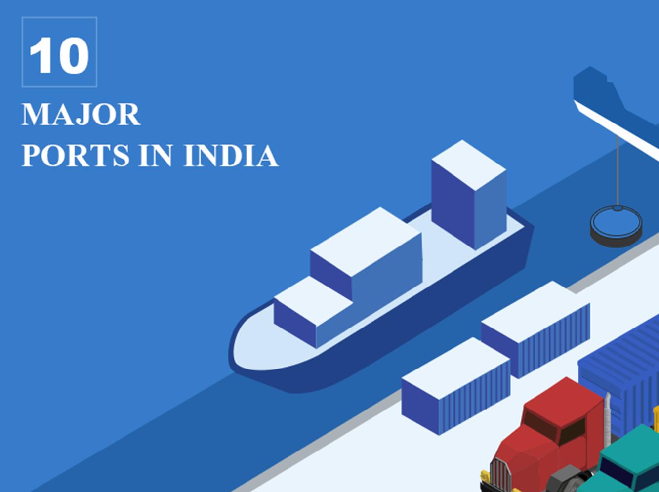 10 Major Ports in India