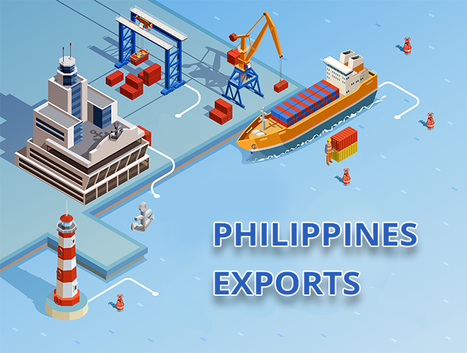 Philippines Top Exports, Philippines Trade Data