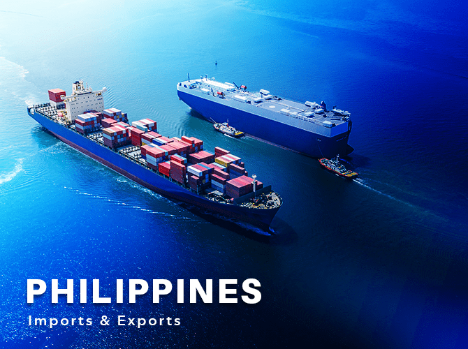 Philippines Import and Export Data