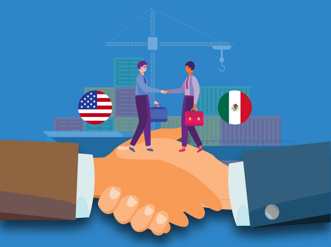 US Mexico Import Export