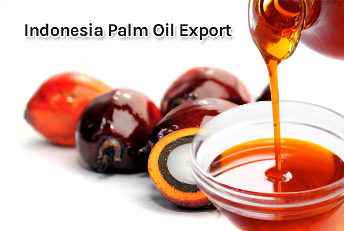 Indonesia Palm Oil Export Data