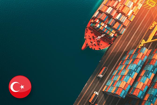 Turkey Export Data