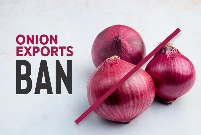 India Onion Exports